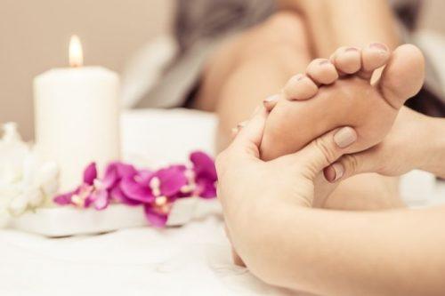 masaje reflexologia
